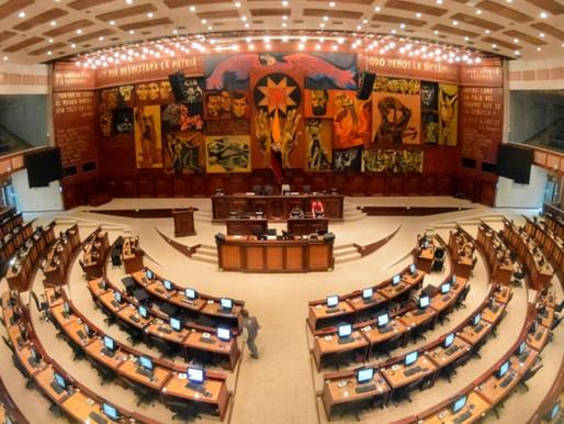 Asamblea deberá conformar un Comité de Ética hasta el 10 de diciembre