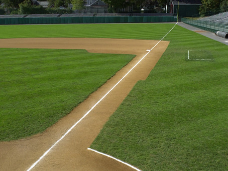 Doubleday Field First Base Line
