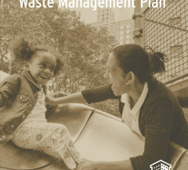 Pneumatic Waste Collection inside the NYCHA 2.0 Waste Management Plan