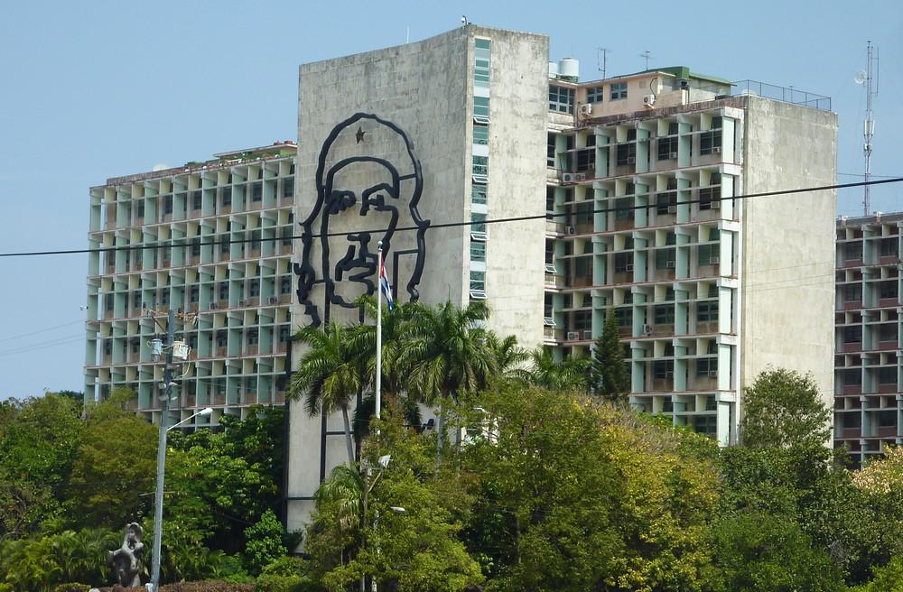 Che Guevara Plaza de la Revolución