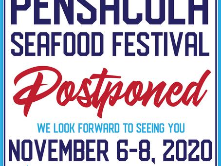Fiesta Pensacola To Postpone Pensacola Seafood Festival