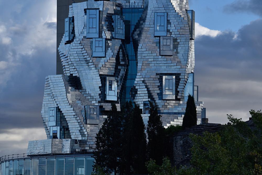 Frank Gehry Tasarımı Luma Arles Sanat Merkezi