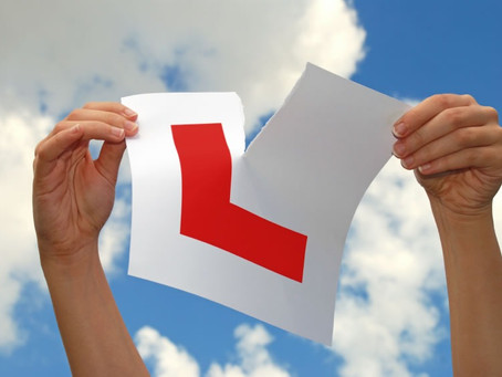 Well done Georgia with your First Time pass and only a few minor driving faults.  A great result.