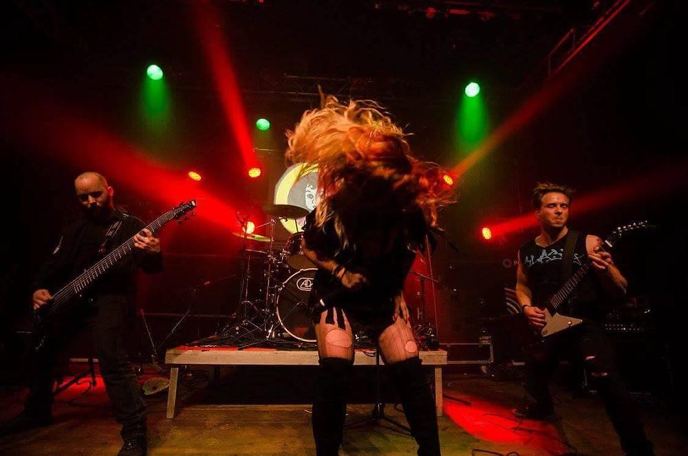 Black Label, rock- metalband uit Maastricht
