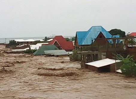 Breaking: Uvira zwaar getroffen door overstromingen!