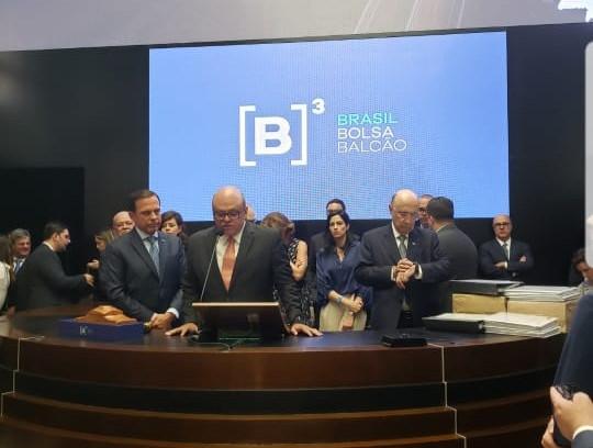 """Leilão """"PiPa""""-B3 São Paulo - IbLiberty-Ibmec"""