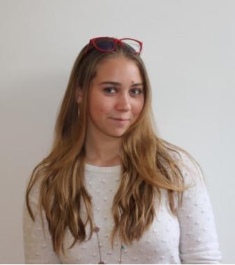 Mathilde Janvier (Responsable des Ressources Humaines)