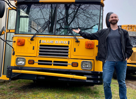 So I Bought A Bus... with @homeonthehwy