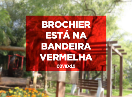 BROCHIER ESTÁ NA BANDEIRA VERMELHA - 22/06