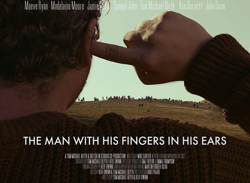 The Man with His Fingers in His Ears short film review