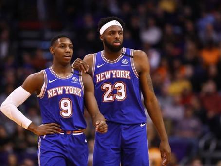 Knicks: A blueprint for the offseason