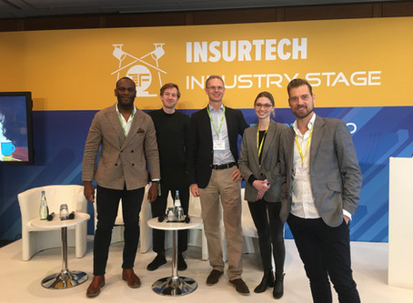 InsurTech Industry Stage at Finovate Berlin