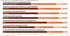 Iron Ore & Steel Q4 Outlook: Iron ore to stay strong despite fall in steel output