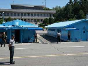 Uma Coreia ocupada contra uma Coreia independente? O caso do Camp Humphreys