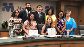 """If I Were Mayor"" essay contest winners awarded"