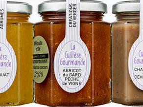 La Cuillère Gourmande, découvrez les nouveaux parfums de notre gamme de  confitures artisanales