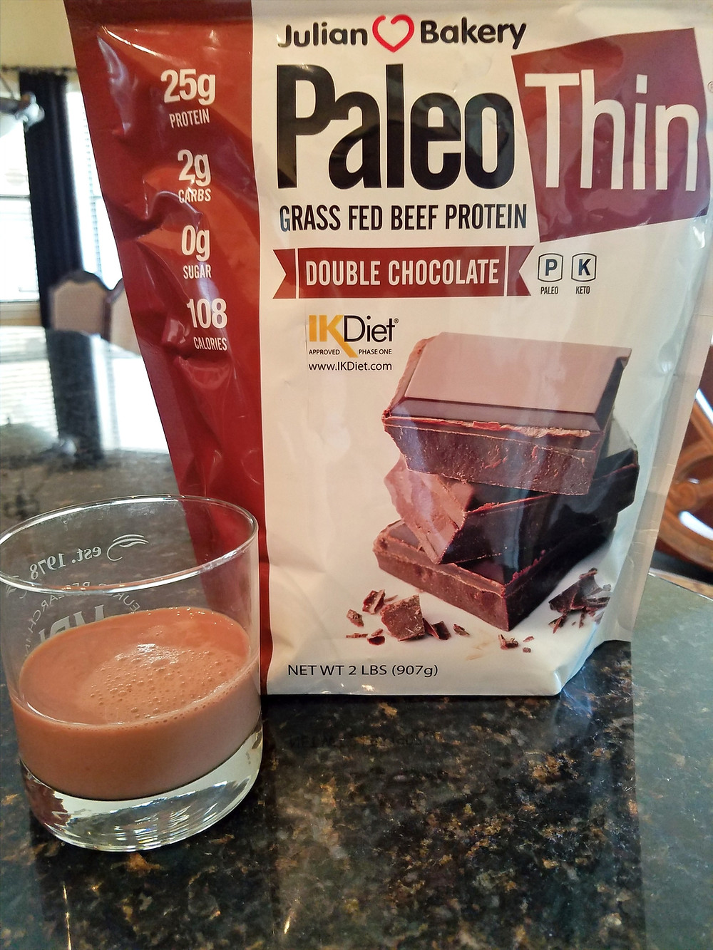 Yummy gluten and dairy free cocoa