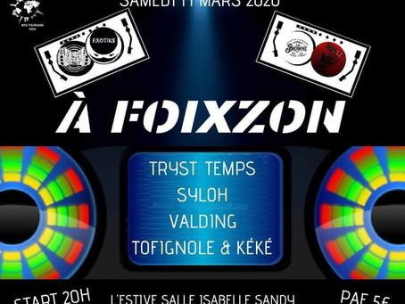 A Foixzon est de retour !