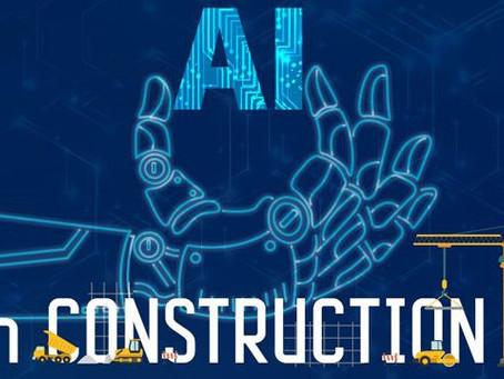 当AI加入传统建筑行业, 市场变化可以多大?