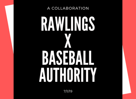 Baseball Authority X Rawlings