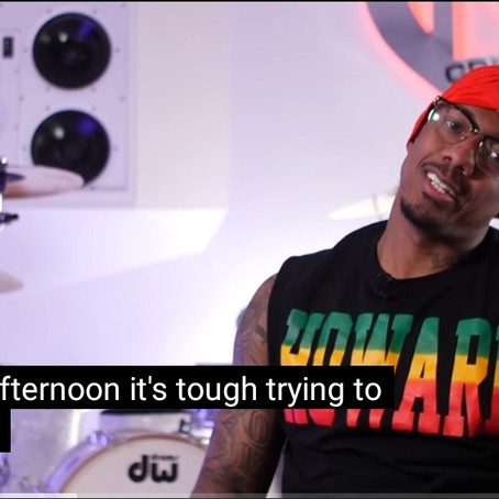 Nick Cannon Talks About How He Bossed Up!