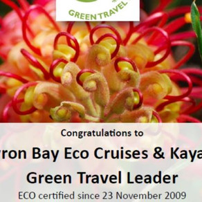 10 YEARS OF ECO CERTIFICATION & AWARDS