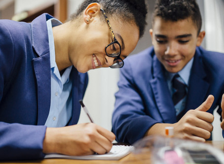 What are your child's options after GCSEs?