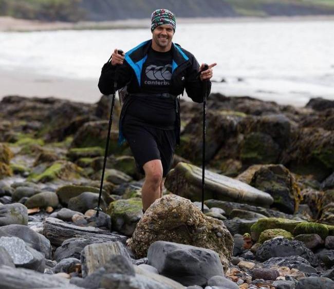 personal trainer david maund raises money for hyperbaric oxygen charity center