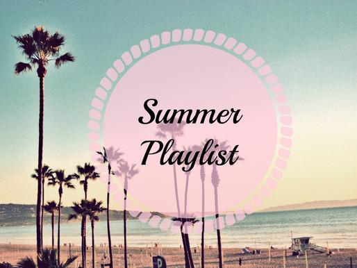 It Sounds like Summer: Chill Summer Playlist