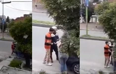 #Tucumán Graban a un agente de tránsito recibiendo coimas [VIDEO]