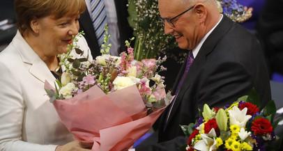Angela Merkel em seu 4º mandato como chanceler da Alemanha (REPOST)