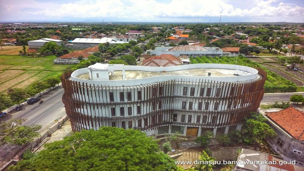 Dormitory Atlet Karya Arsitek Budi Pradono