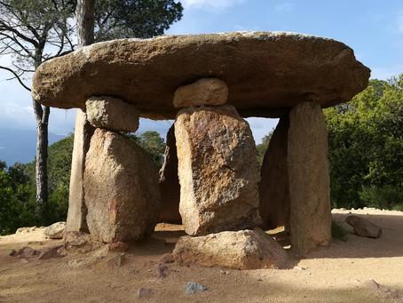 ScanPhase escanea y digitaliza dolmen Pedra Gentil, monumento del neolítico
