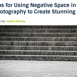 Tips for Using Negative Space in Photography to Create Stunning Images