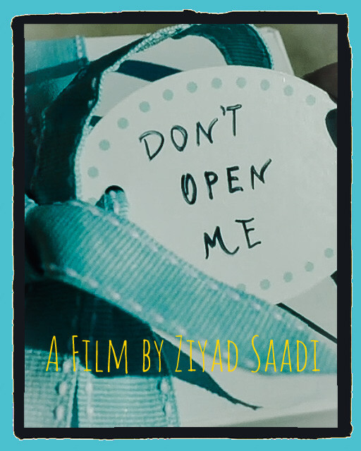 Don't Open Me short film