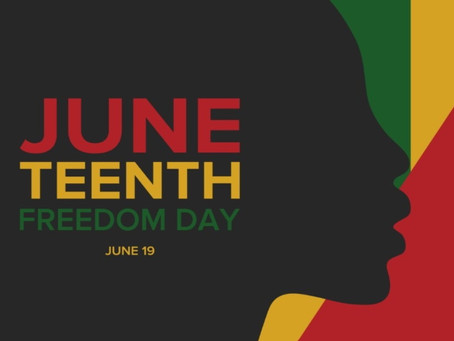 Juneteenth Makes Waves to Becoming a Federal Holiday