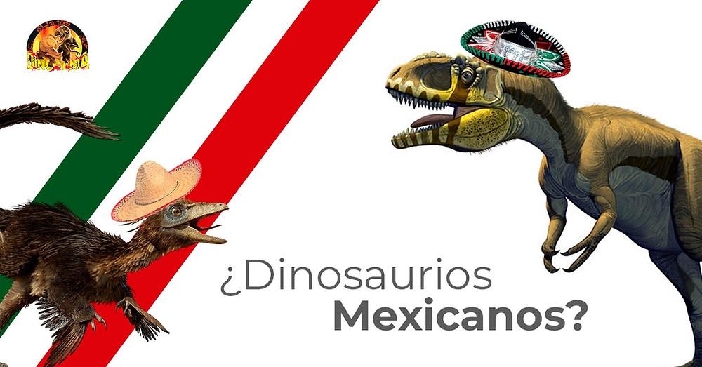 Dinosaurios Mexicanos Dinosaurios ✓ te explicamos todo sobre los dinosaurios, cómo es su clasificación y reproducción. dinosaurios mexicanos