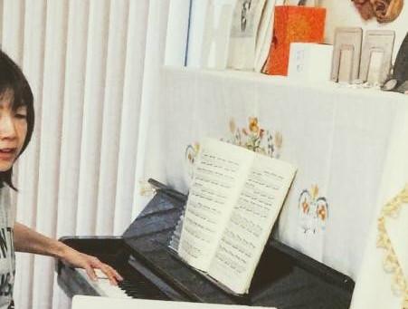 Piano Lesson through Skype