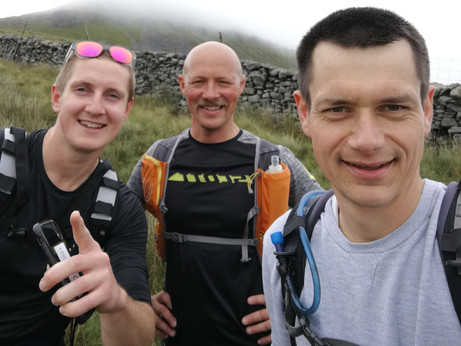 Ascent – Musings from a mile up