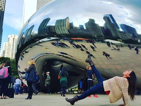 Pilates Around the World: Chicago!