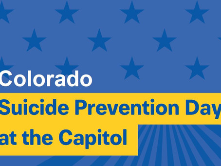 2nd Annual Suicide Prevention Day at the Capitol
