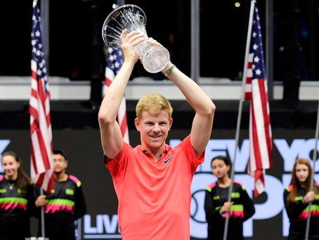 EDMUND (GBR) WINS 2ND TITLE IN NEW YORK