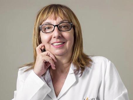 """Dra. Vicenta LLorca: """"Tomar la decisión de cuidarse en cualquier momento es positiva"""""""