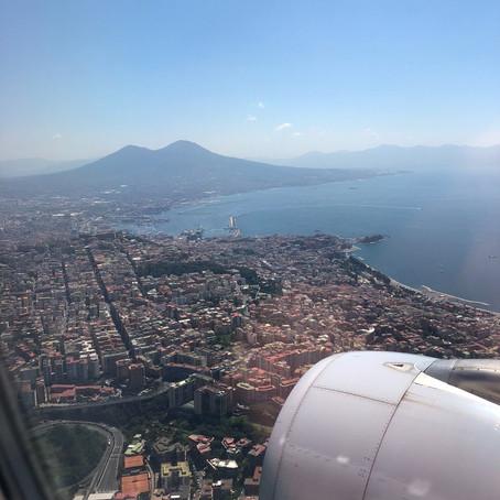 Rückgriff: Anflug auf Neapel