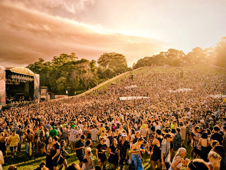 Massive Lineup for Falls Festival 2019/20