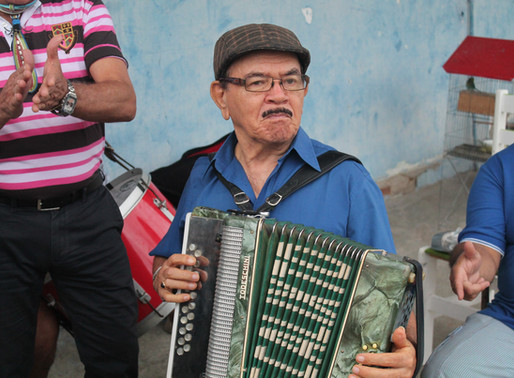 The Bisonoric Button Accordion in Northeast Brazil