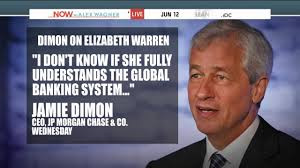 Jamie Dimon, CEO JP Morgan - Smart Guy, Smart Comments Regarding Socialism