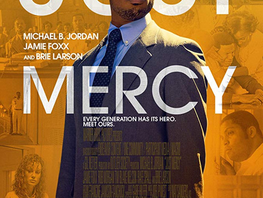 Just Mercy - Film Review