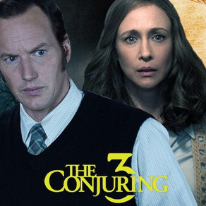 The Conjuring 3, Official Title & Release Date.