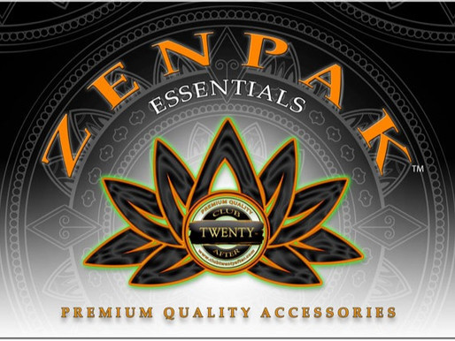 ZENPAK Essentials Smoking Accessories - The Perfect Organic Party Packs